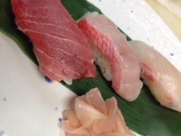 おそばやのお寿司