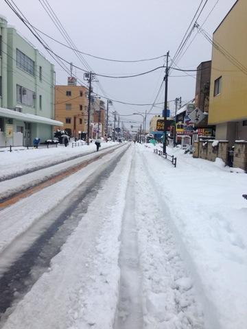 またまた大雪2日目