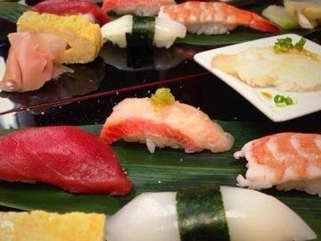 おそば屋のお寿司でーす(*^o^*)