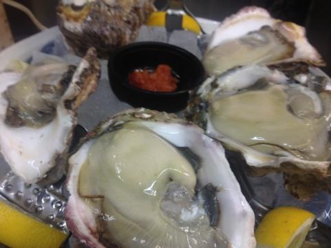 宮崎の岩牡蠣