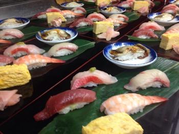 池乃家お寿司
