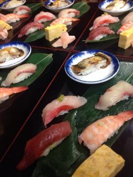 池乃家 お寿司