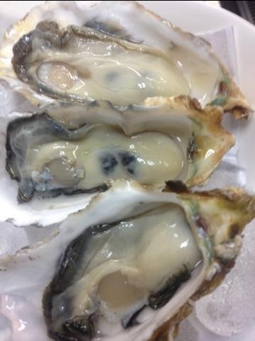 牡蠣(^_^)