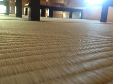 畳が新品になりました