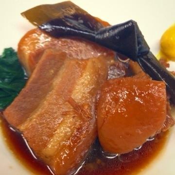 琉球長寿豚 角煮