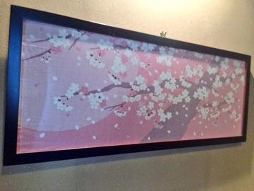 手拭い 桜