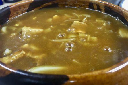 トロ豚カレー