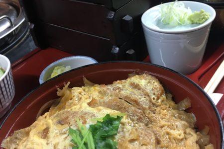 かつ丼セット麺特盛