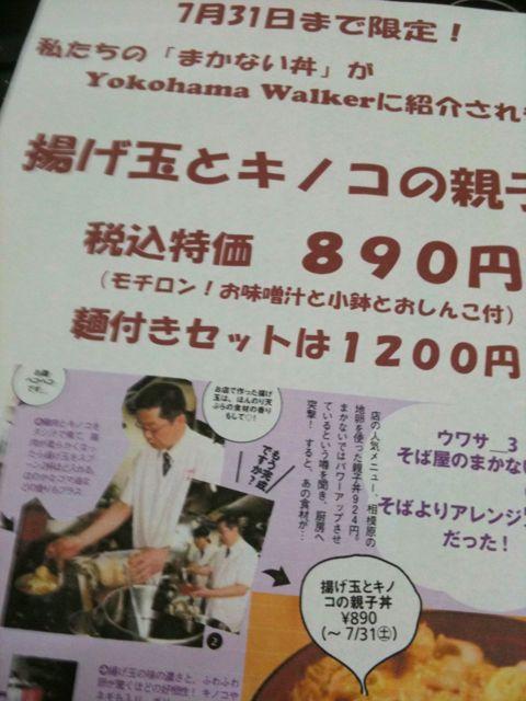 Yokohama Walker